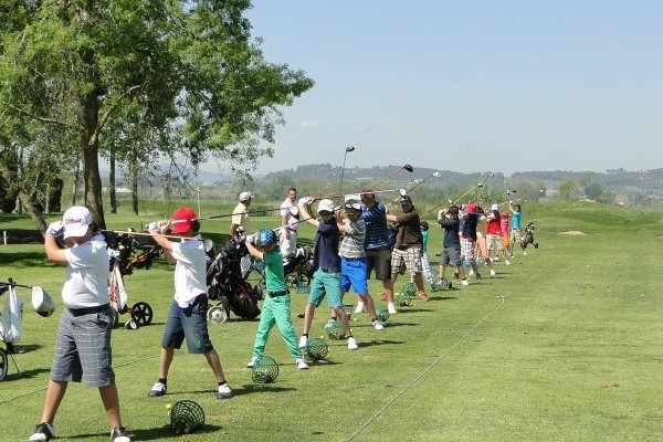 stage golf junior saint donat academy