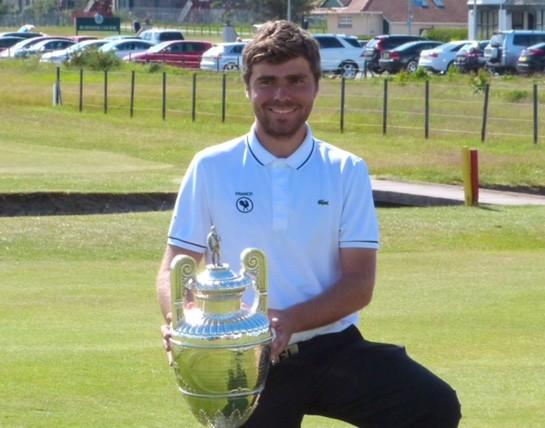 Romain Langasque - Saint Donat Golf Academy