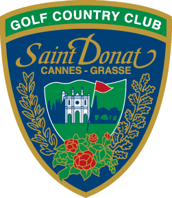 Logo du Golf de Saint Donat