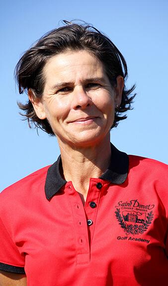 Stéphanie Arricau - Ancienne joueuse du Circuit européen - Entraîneur très haut niveau amateur