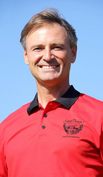 Thierry Tronquart - Enseignement du golf : Cours particuliers et leçons en stages intensifs