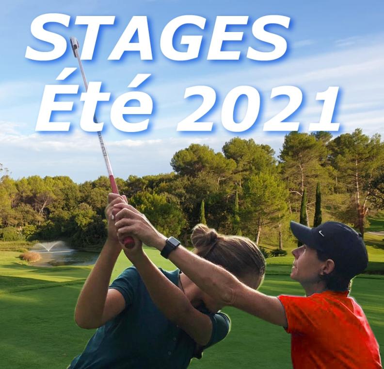 Stages sur 5 jours pour Adultes et Enfants pendant les vacances d'été